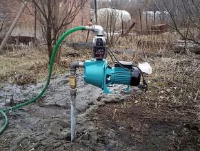 Прокачка скважины до чистой воды