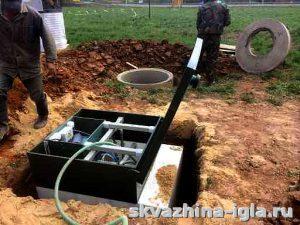 Установка системы очистки воды ТОПАС-5 в Дмитровском районе
