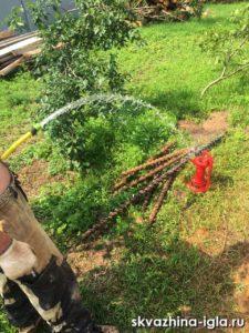 Абиссинская скважина-нержавейка