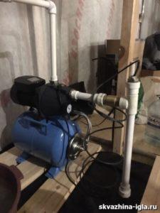 Электрический насос для скважины игла