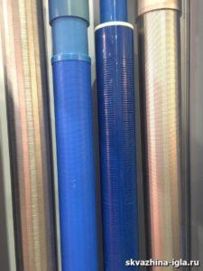 Скважинные фильтры на песок