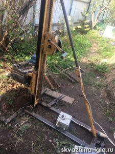Замена и ремонт скважины игла в г. Красноармейск Щелковского района