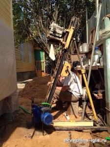 Бурение скважин на воду в Мытищах и Мытищинском районе