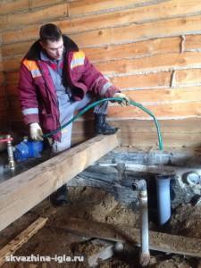 Ремонт и обслуживание абиссинских скважин
