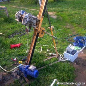 Бурение и ремонт скважин в Орехово-Зуевском районе