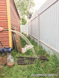 Бурение скважин в Щелковском районе