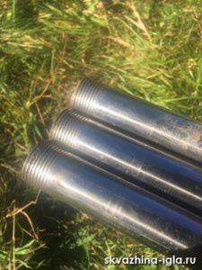 Обсадная труба для скважины из нержавейки
