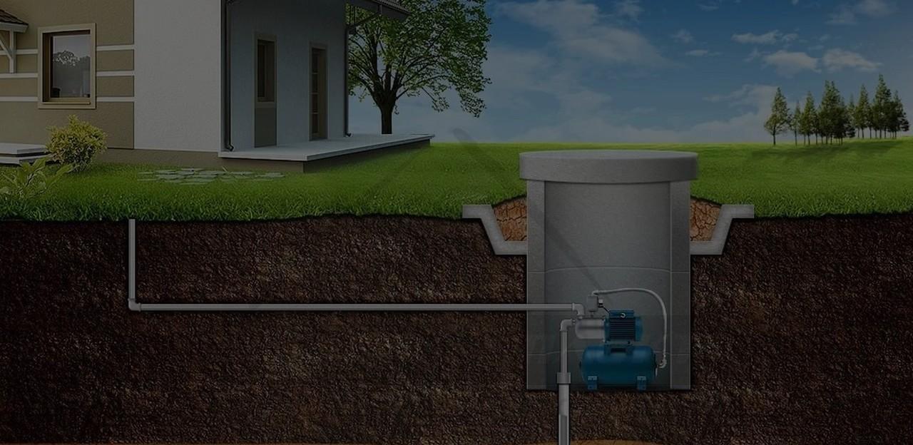 Организация систем канализации и водоочистки для загородного дома