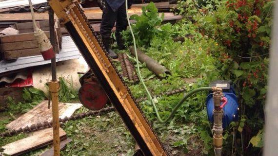 Бурение скважин в Красногорском районе