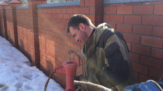 Ремонт и замена абиссинских скважин Орехово-Зуево