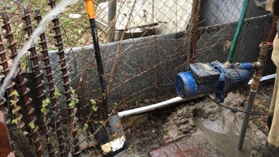 Бурение скважины на полив в деревне Поповка Раменского района