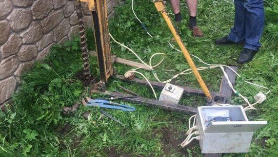 Абиссинская скважина в деревне Архангельское Красногорского района