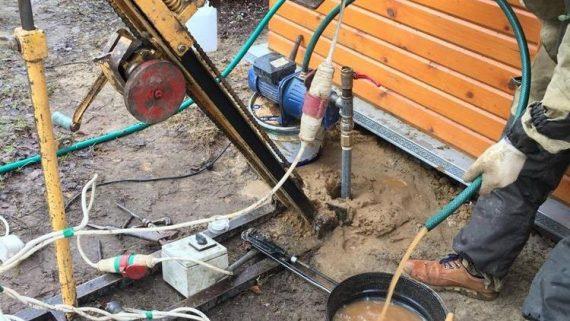 Бурение скважин в Шатурском районе